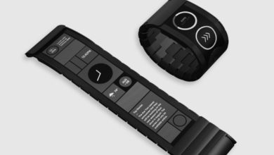Photo de Wearables : Wove, le 1er bracelet connecté à écran flexible commercialisé au monde